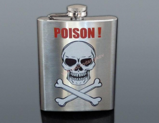 Ploskačka POISON! - jed 240ml