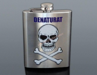 Ploskačka DENATURAT 240ml